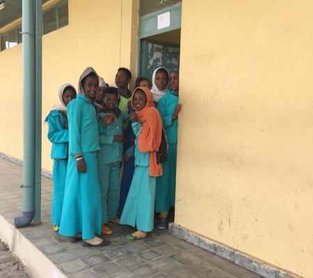 Eshet Amba Secondary School 2